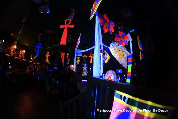 Egipto stargate maripo creative for Decoracion egipcia