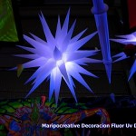 Alquiler Estrellas Hinchables Maripocreative Uv Decor