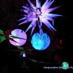 Alquiler Estrellas Hinchables  y esferas o bolas con luz interna Maripocreative