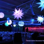 Decoración para Bodas y banquetes Maripocreative Uv Decor