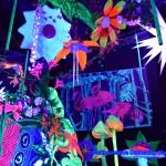 Jungla Animal party tematica. Decoracion de eventos y discotecas uv decor