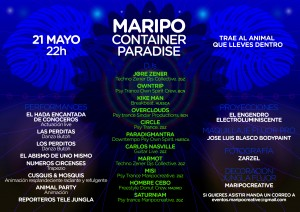 maripo container cartel