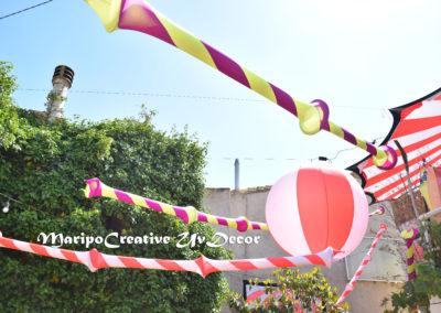 Circo - Decoracion-circo-eventos-tematicos