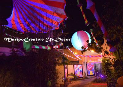 Circo - decoracion-circus-eventos